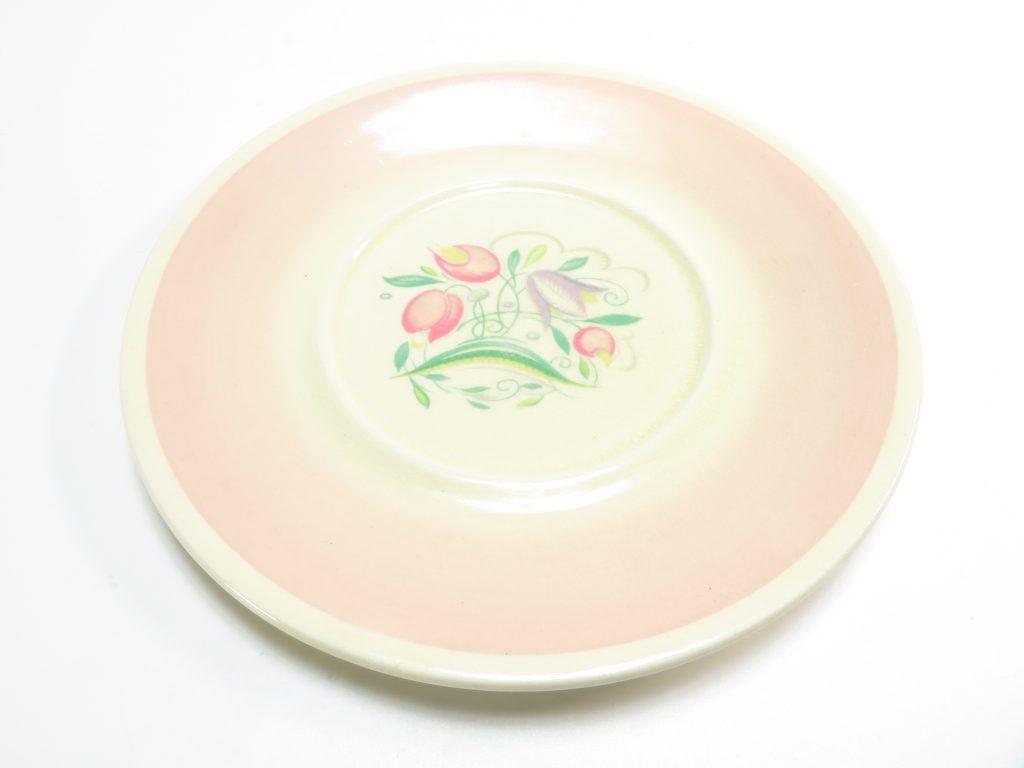【西洋美術・その他】スージー・クーパー「ドレスデンスプレート」を買取致しました。