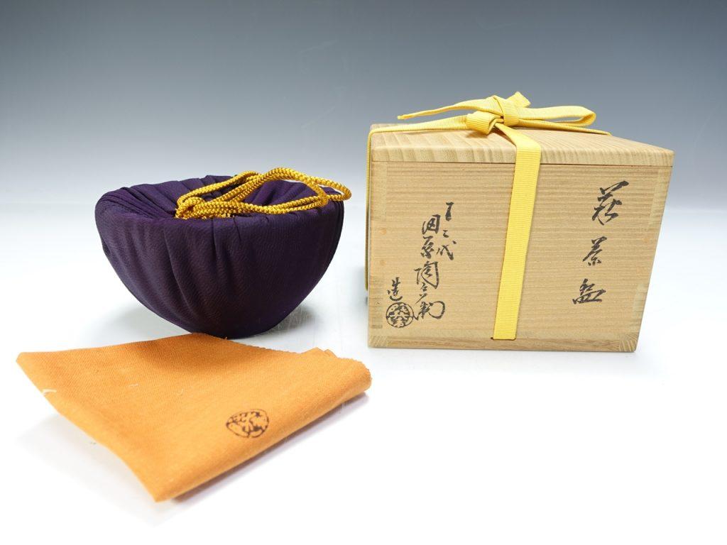 【茶碗】十二代 田原陶兵衛「萩茶碗」を買取致しました。