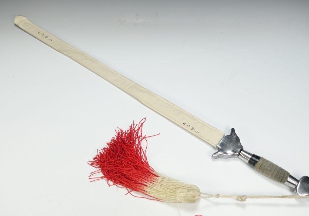 模造刀 「青龍刀・太極剣」