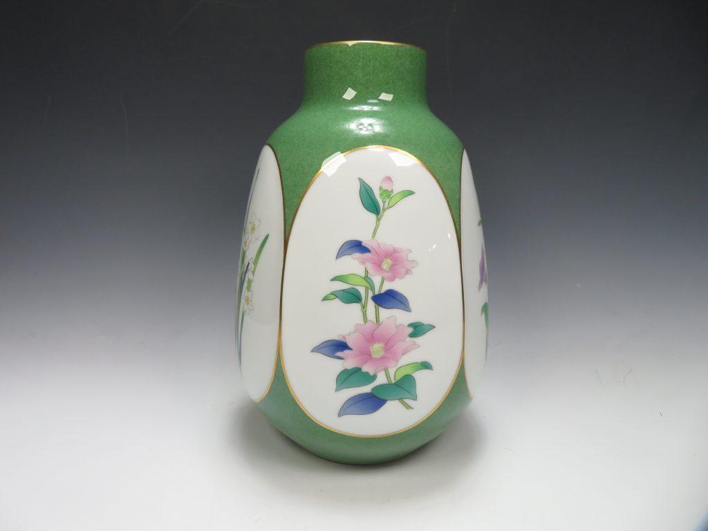 香蘭社 花瓶 『茶席の花』