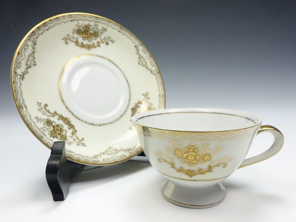 西洋食器 大倉 香蘭社 カップ&ソーサー