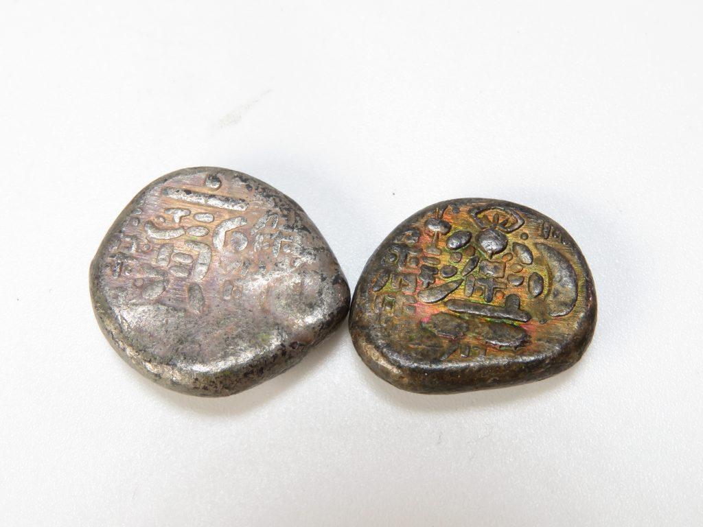 古銭 豆板銀