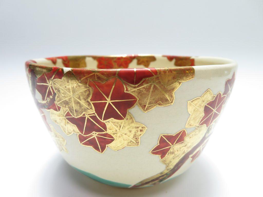 【茶碗】永楽善五郎(十六代 即全)「仁清写茶碗」を買取致しました。