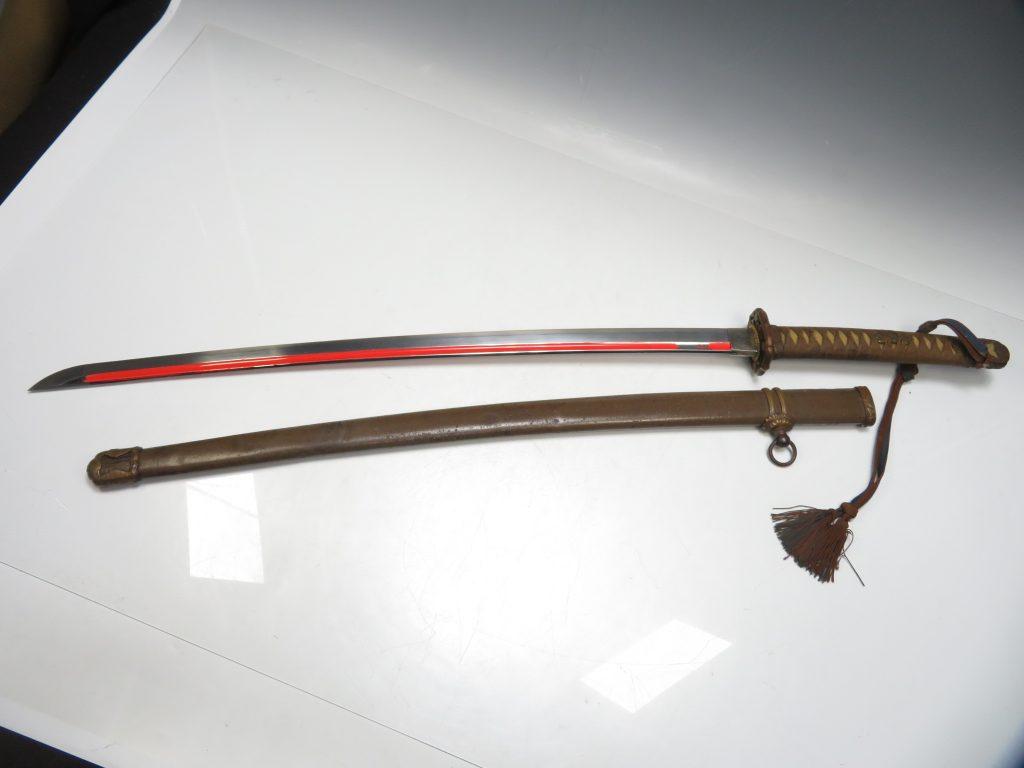 模造刀 軍刀