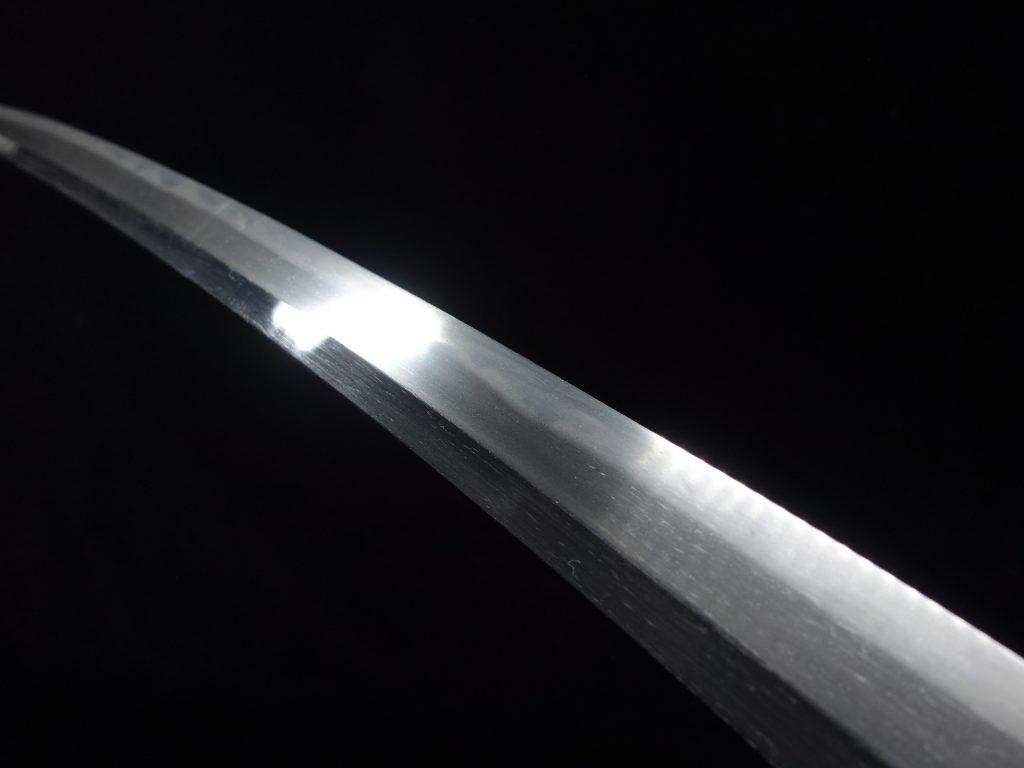 【刀剣】無銘「白鞘脇差」を買取り致しました。
