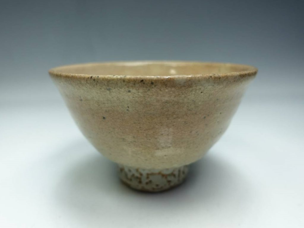 【陶磁器・作家物】韓国人間国宝 金正玉 井戸茶碗を買取致しました。