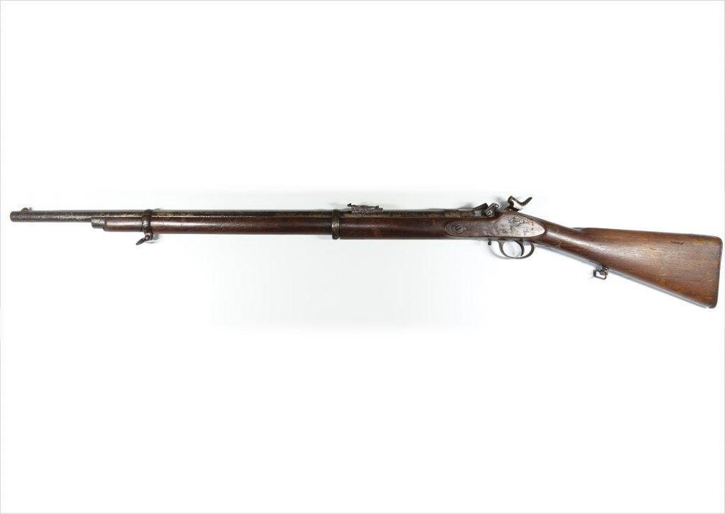 【刀剣・火縄銃】古式銃 スナイダーエンフィールド銃 (スナイドル銃)を買取致しました。