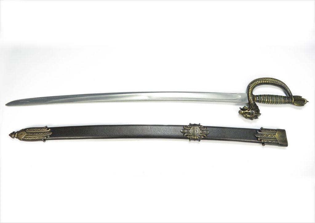 【刀剣・刀装具その他】模造刀 ロングソード を買取り致しました。