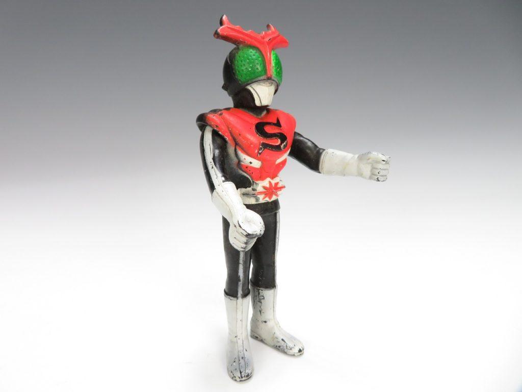 【玩具・ソフビ】 仮面ライダー各種 ソフビ人形を買取致しました。