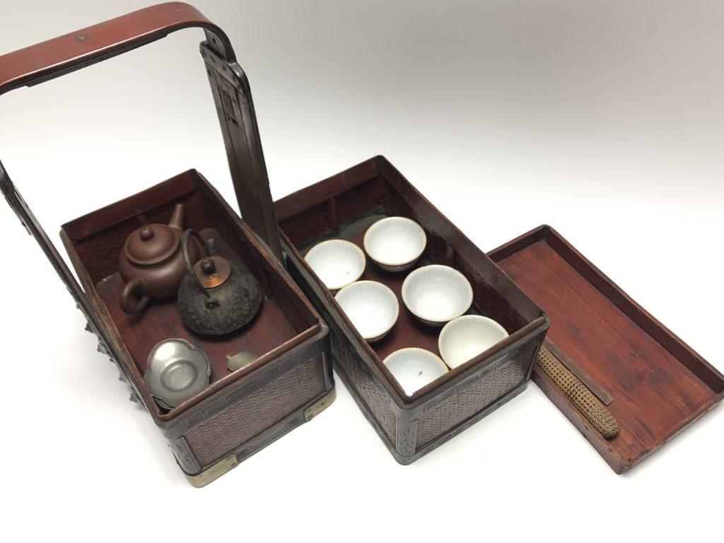 【中国骨董】無銘「煎茶道具」を買取致しました。