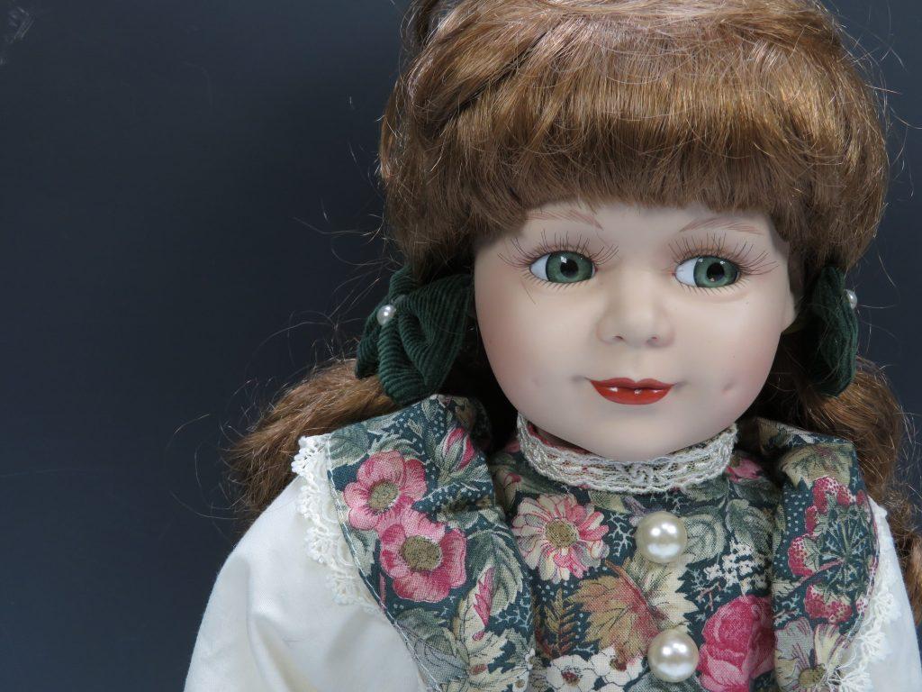 【西洋美術】ビスクドール 陶器人形を買取致しました。