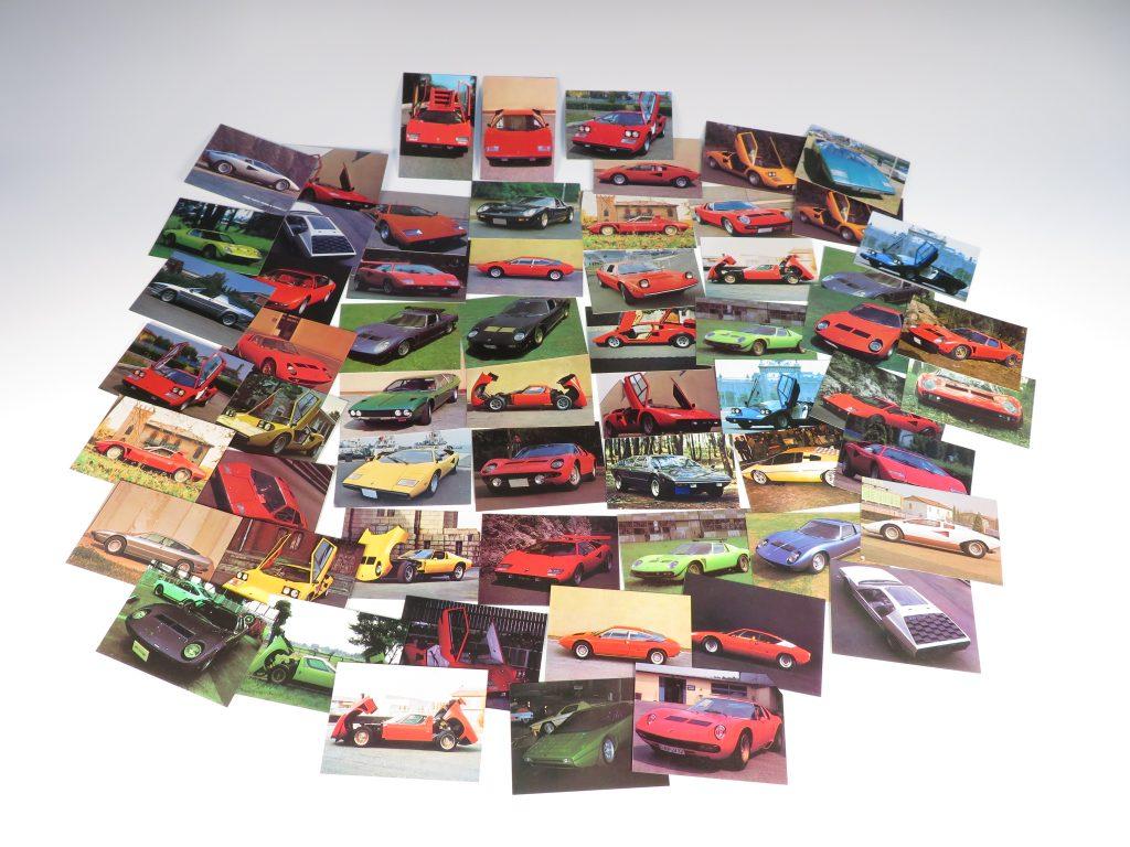 【玩具、その他】アマダの世界の名車「スーパースポーツカー・カード」を買取り致しました。
