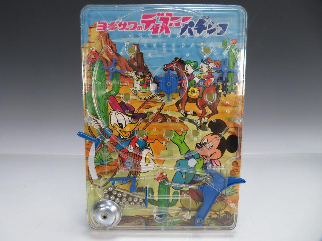 【玩具】ヨネザワ 「ディズニーパチンコ」を買取致しました。