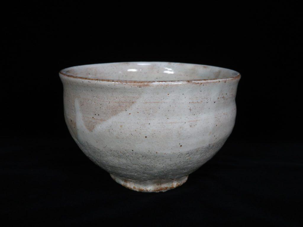 【茶道具】吉田喜彦「粉引茶碗」を買取致しました。