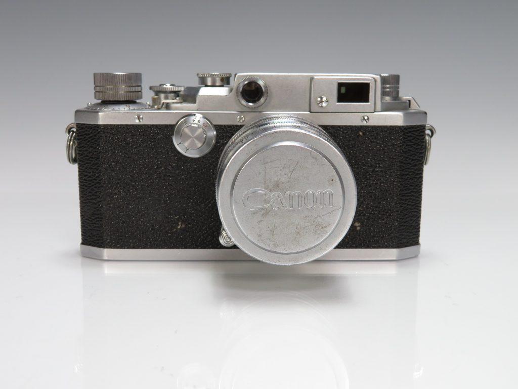 【骨董品】CANON フィルムカメラ「MODEL IID LENS 50mm」を買取致しました。