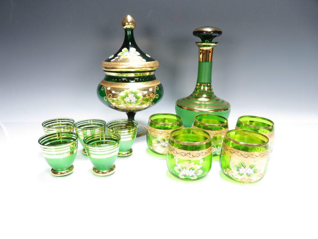 【西洋美術】ベネチアン・グラスを買取致しました。