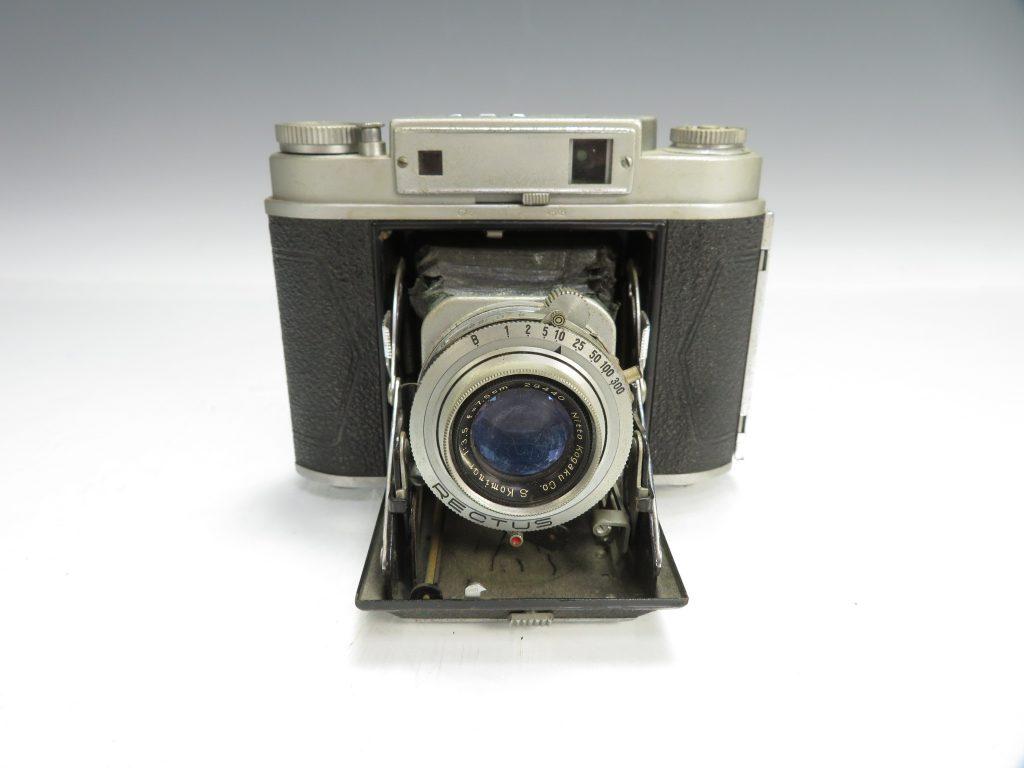 【骨董品・その他】Mime six ⅡF 蛇腹カメラを買取致しました。