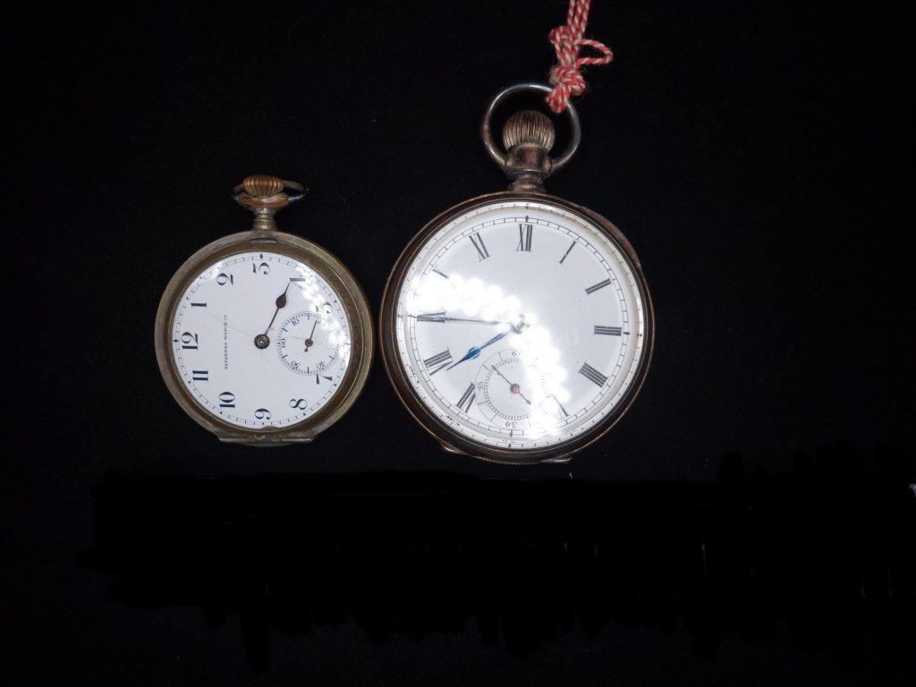 【骨董品】懐中時計「WALTHAM(ウォルサム)』・『SCHWOB FRERES(シュオーブフレール)」を買取致しました。