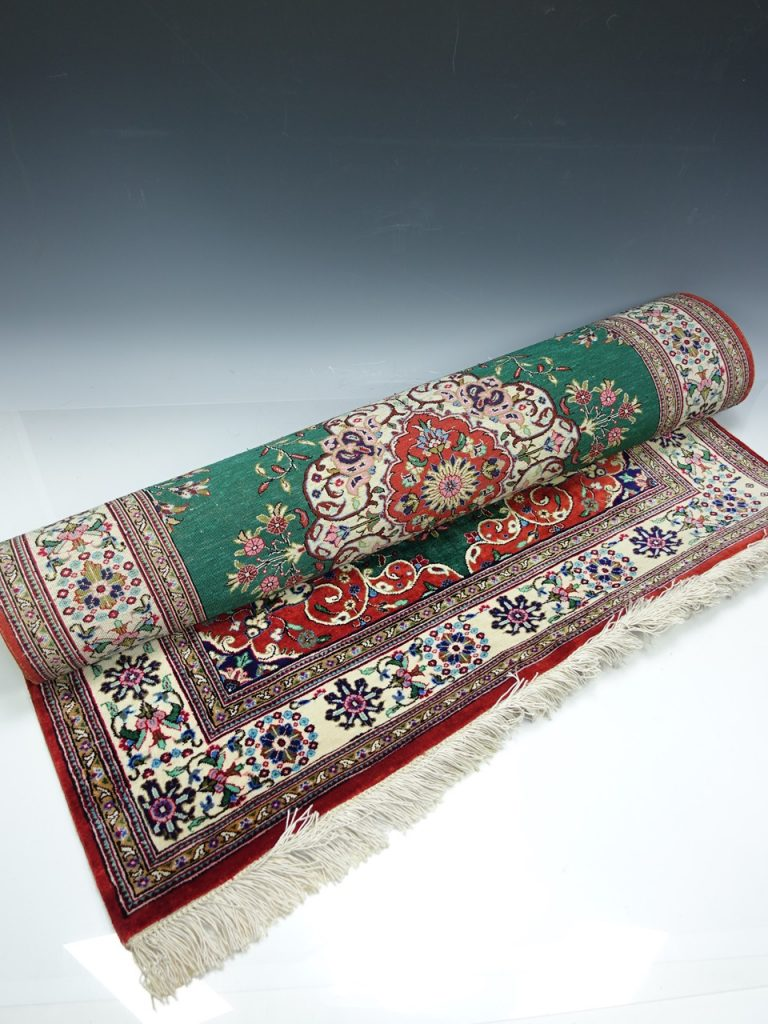 【西洋美術】ペルシャ絨毯を買取致しました。