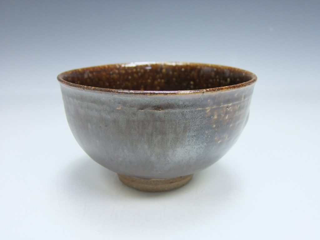 【茶道具】安東五「高麗天目茶碗」を買取致しました。