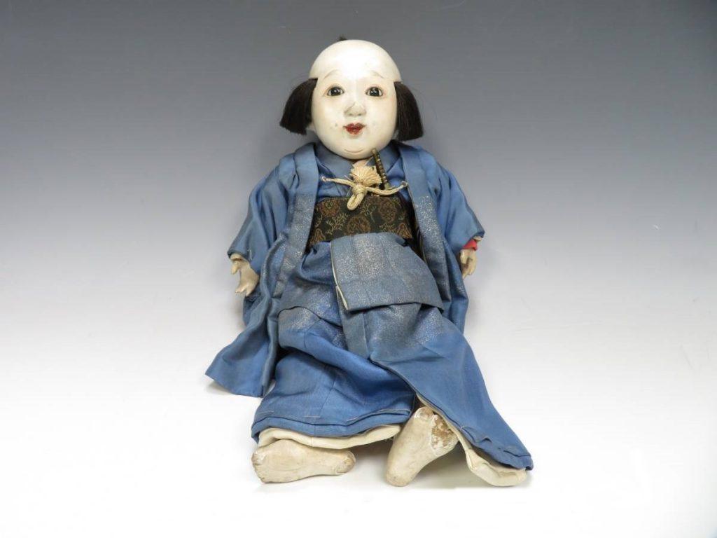 【骨董品 その他】「古市松人形」を買取り致しました。