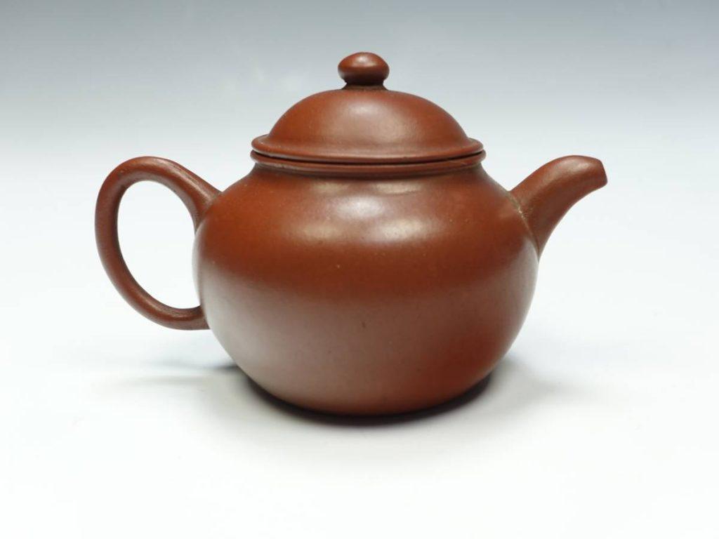 【朱泥急須・茶器】羅紫倫・和「朱泥急須」を買取致しました。