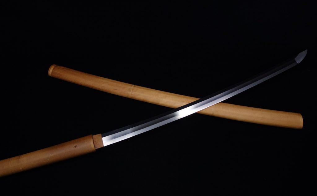 【刀剣】花押:左 本阿「刀」を買取り致しました。