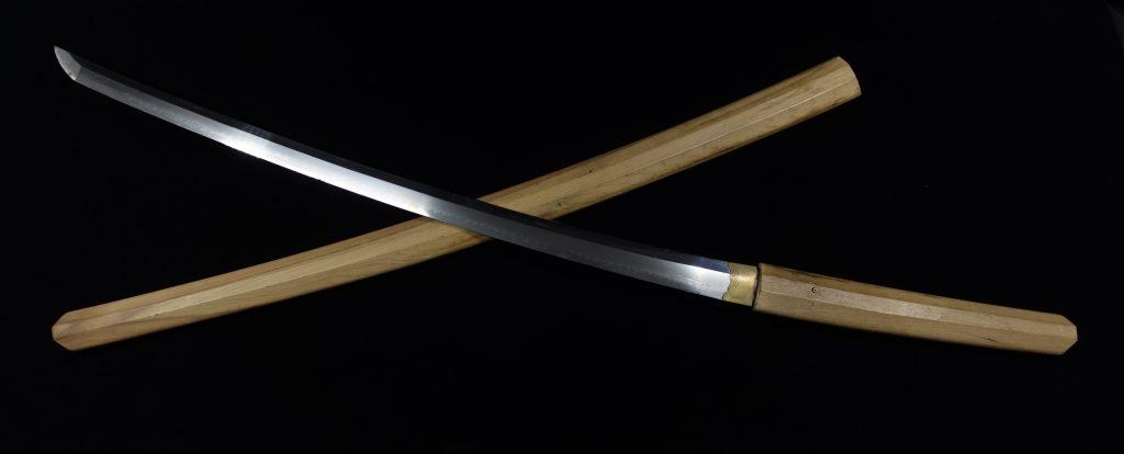 【刀剣】 八雲正畄作「刀」を買取り致しました。