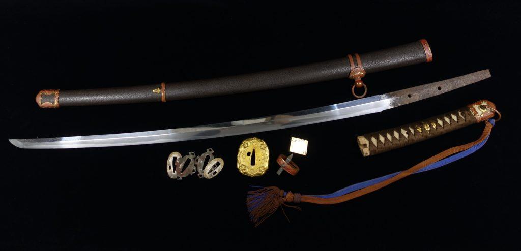 【刀剣】無銘「陸軍制式軍刀(九八式軍刀)」を買取り致しました。