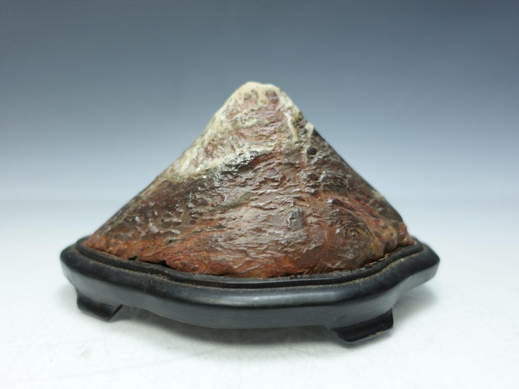 【鑑賞石】水石「遠山石」を買取致しました。