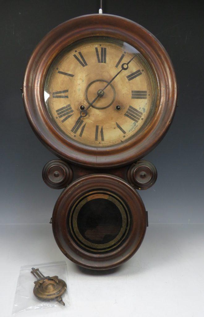 【骨董品 その他】「達磨時計」を買取り致しました。
