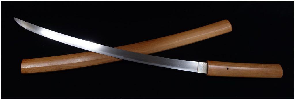 【刀剣】盛次 「平造り刀身 脇差(保存刀剣)」を買取り致しました。