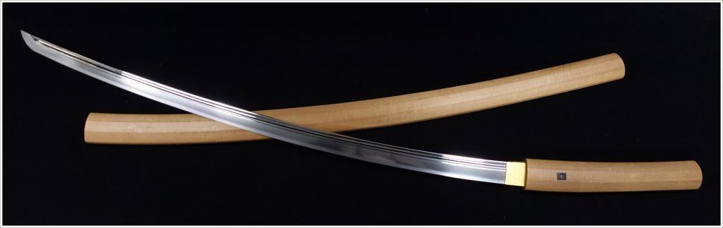 【刀剣】則長(朱銘)「 添樋刀身彫太刀(特別保存刀剣) 」を買取り致しました。