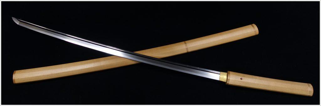 【刀剣】無銘 「樋刀身彫刀 (保存刀剣)」を買取り致しました。