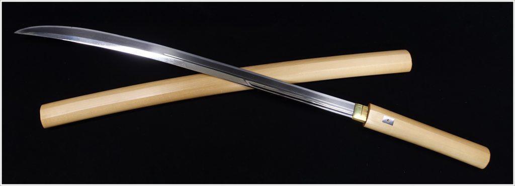 【刀剣】無銘 「薙刀直し刀(保存刀剣)」 を買取り致しました。