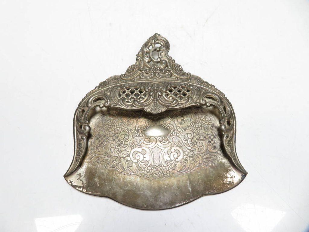 【銀製 洋食器】無銘「銀製ラマス・ミエット」を買取り致しました。