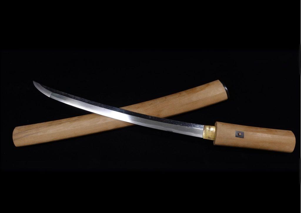 【刀剣】無銘 「白鞘脇差」お買取り致しました。