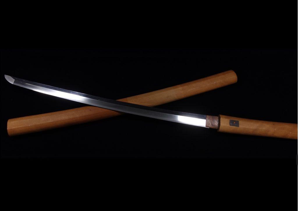 【刀剣】 肥前国忠吉「白鞘脇差」を買取り致しました。