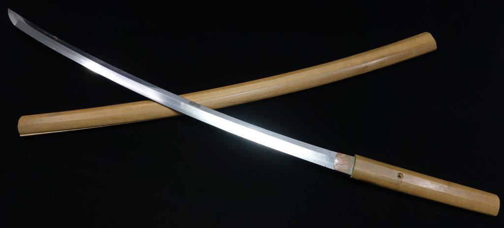 【刀剣】刀「永禄二年八月吉日」を買取り致しました。